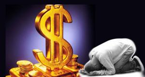 money worship